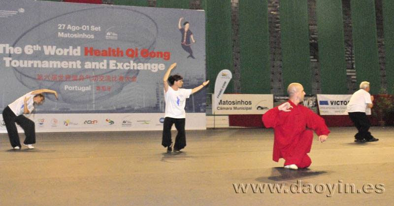 6th World Health Qigong Tournament